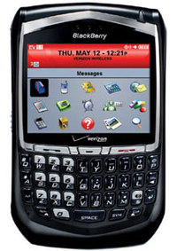 Blackberry8703e
